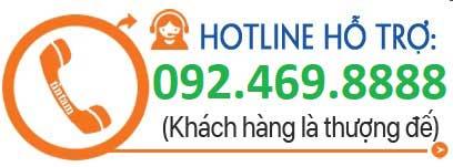Hotline giàn phơi thông minh