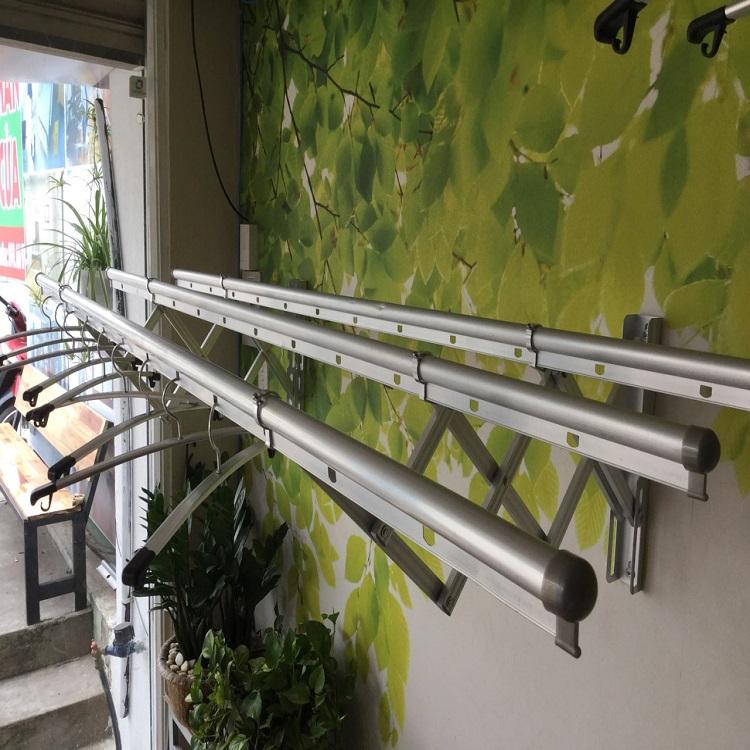 Hàng mẫu tại Showroom giàn phơi Nguyên Việt