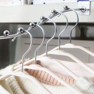 giàn treo quần áo cho shop thời trang