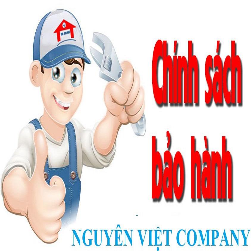chính sách bảo hành Nguyên Việt